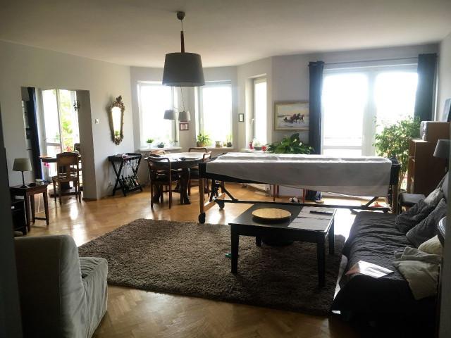 Mieszkanie 5-pokojowe Łódź Śródmieście, ul. Ludwika Zamenhofa