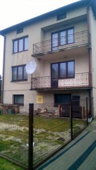 dom wolnostojący, 6 pokoi Tomaszów Lubelski, ul. Króla Zygmunta