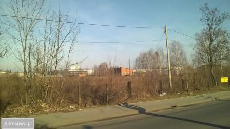Działka rolno-budowlana Praszka, ul. Szosa Gańska 1A