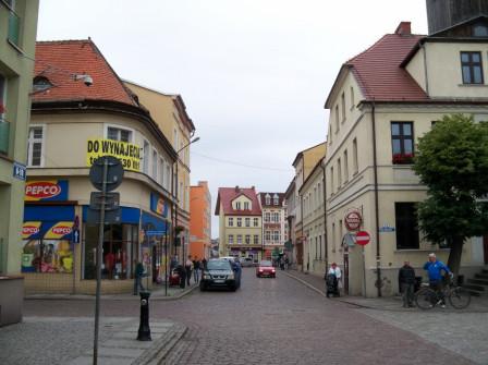 Mieszkanie 2-pokojowe Białogard, ul. Staromiejska