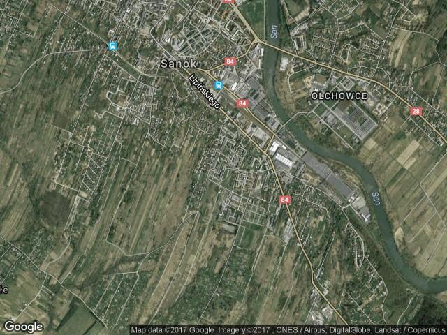 Mieszkanie 3-pokojowe Sanok Posada Olchowska, ul. Rzemieślnicza
