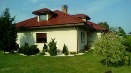 dom wolnostojący, 6 pokoi Radzewo