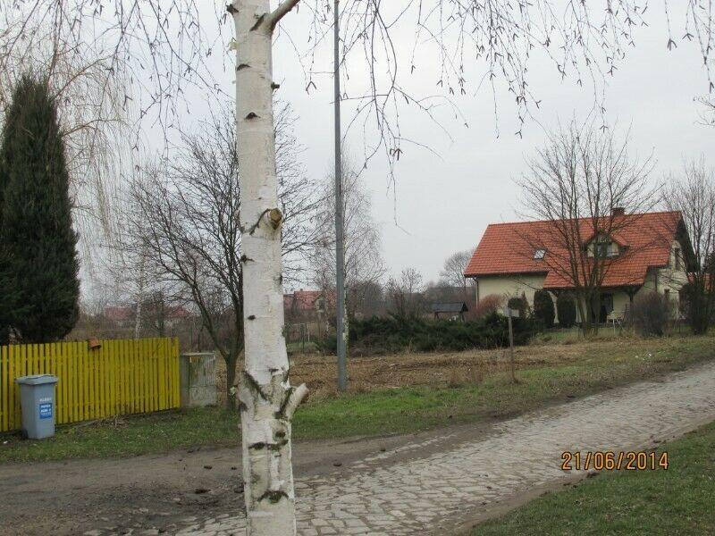 Działka budowlana Mnichowice