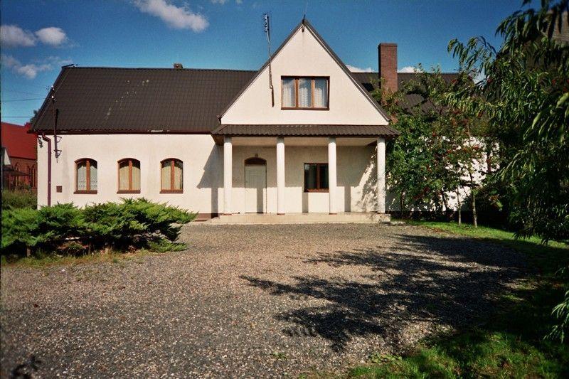 dom wolnostojący Radęcin