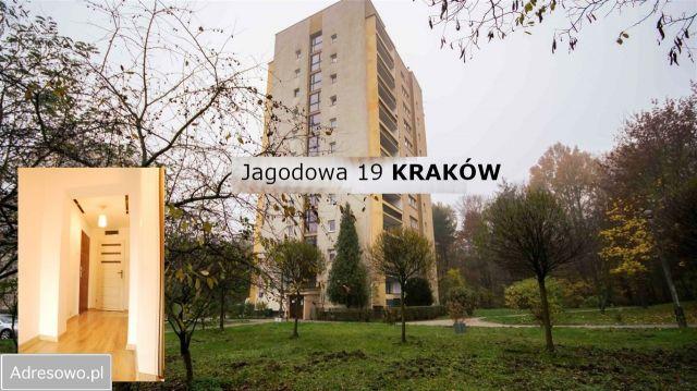 Mieszkanie 4-pokojowe Kraków Łagiewniki, ul. Jagodowa