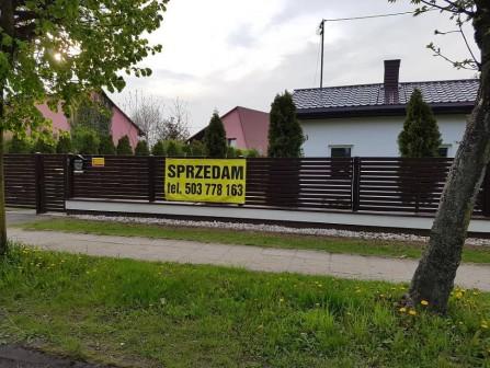 dom wolnostojący Łask