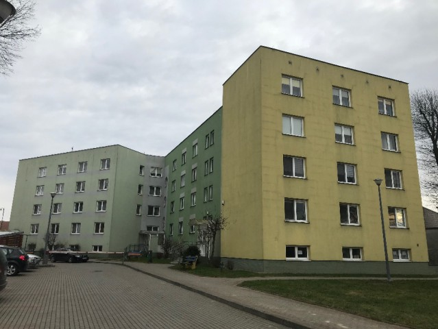 Mieszkanie 2-pokojowe Wysokie Mazowieckie, ul. Szpitalna