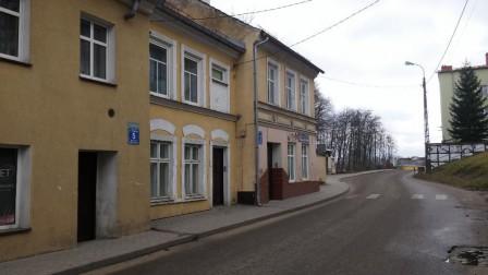 Mieszkanie 1-pokojowe Górowo Iławeckie, ul. Ignacego Krasickiego 3