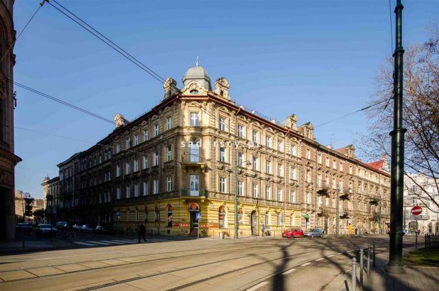 Mieszkanie 2-pokojowe Kraków Stare Miasto, ul. Podwale