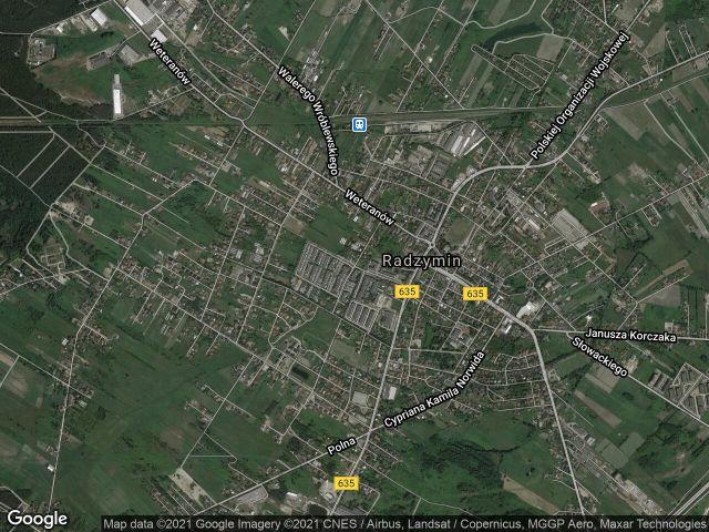 Mieszkanie 1-pokojowe Radzymin, ul. Władysława Reymonta
