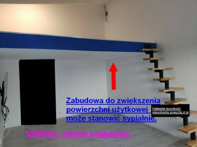 Mieszkanie 4-pokojowe Łódź, ul. Pomorska