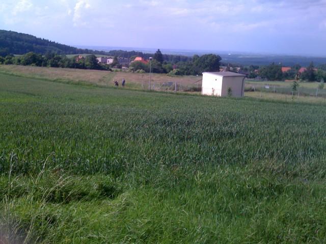 Działka rolna Dobroszów