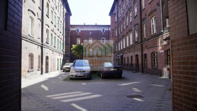 Mieszkanie 2-pokojowe Bytom Śródmieście, ul. Powstańców Warszawskich