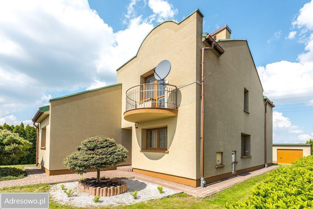 dom wolnostojący, 5 pokoi Trzebownisko