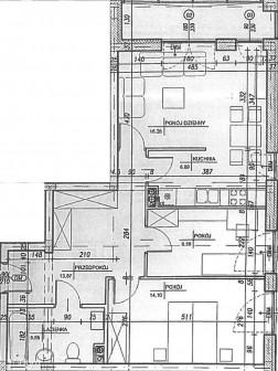 Mieszkanie 3-pokojowe Lublin Dziesiąta, ul. Ksawerego Dunikowskiego 13