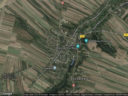 Mieszkanie 1-pokojowe Iłża Centrum, ul. Bodzentyńska 19