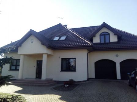 dom wolnostojący, 6 pokoi Klaudyn, ul. plut. Józefa Ciećwierza