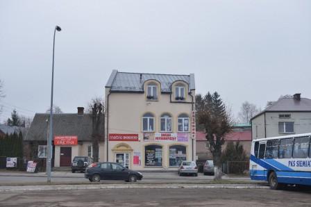 dom wolnostojący Siemiatycze Zamoście, ul. Tadeusza Kościuszki 1