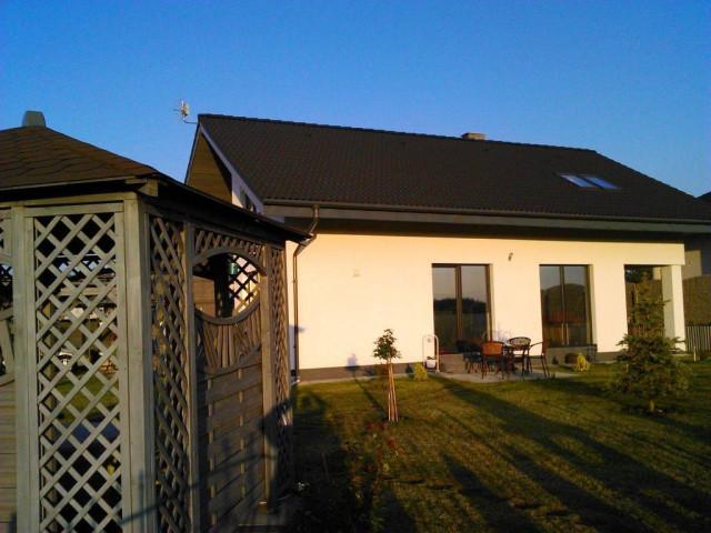 dom wolnostojący, 5 pokoi Krępa Słupska, ul. Poziomkowa