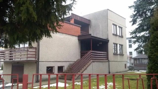 dom wolnostojący, 6 pokoi Jasło, ul. Fryderyka Chopina 122