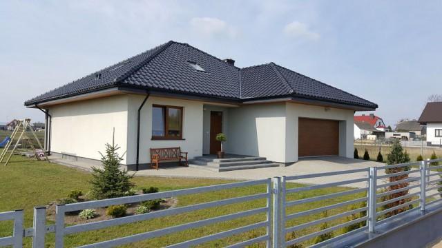 dom wolnostojący Strzałkowo