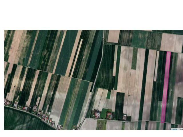 Działka rolna Prandocin-Iły