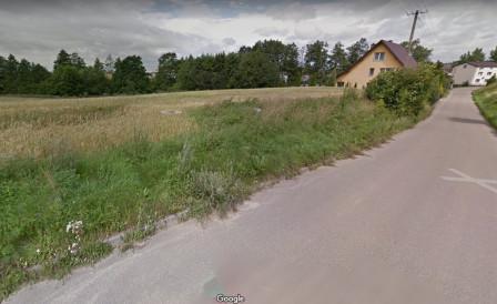 Działka rolno-budowlana Rożental