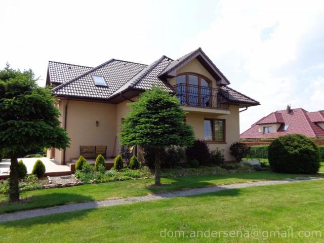 dom wolnostojący, 6 pokoi Szczecin Warszewo, ul. Hansa Christiana Andersena