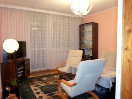 Mieszkanie 3-pokojowe Kościerzyna Centrum, ul. Jesionowa
