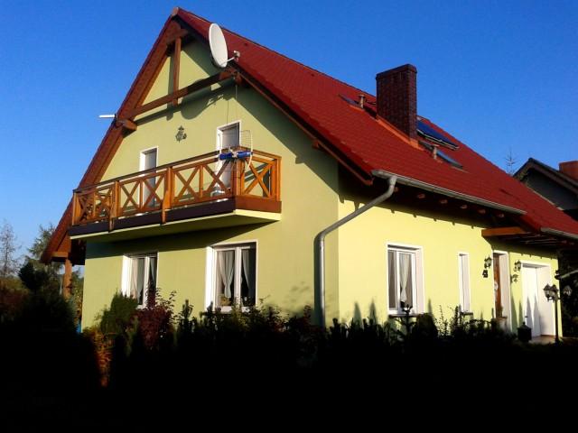 dom wolnostojący, 6 pokoi Olesno