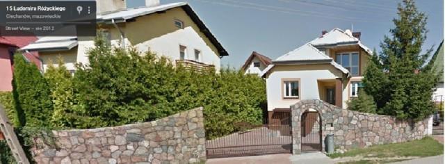 dom wolnostojący Ciechanów, ul. Ludomira Różyckiego 15