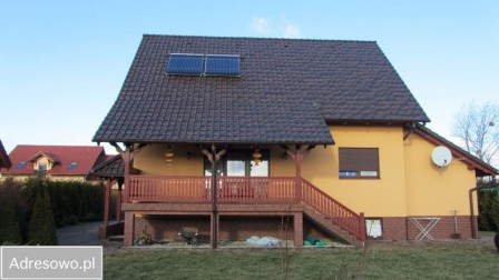 dom wolnostojący Sadki