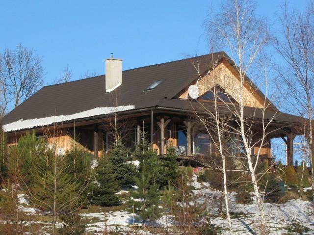dom wolnostojący, 4 pokoje Srogów Górny Podwroczeń, Srogów Górny 151