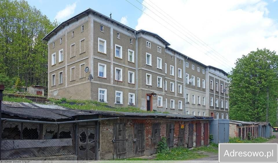 Mieszkanie 2-pokojowe Wałbrzych Sobięcin, ul. Zachodnia