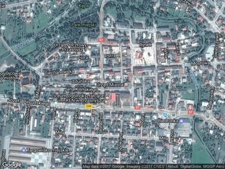 Mieszkanie 2-pokojowe Przasnysz, ul. Jana Kilińskiego 4