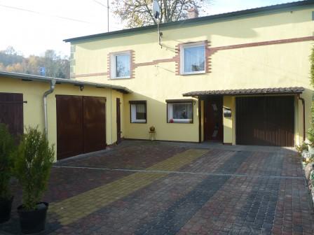 dom wolnostojący, 5 pokoi Koronowo, ul. Łokietka 21