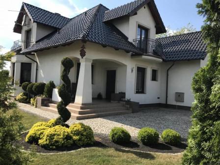 dom wolnostojący, 5 pokoi Międzyrzecz, ul. L. Kiszmanowicza