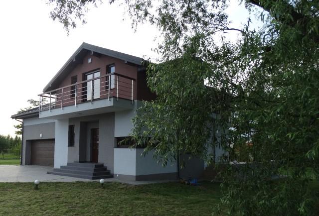 dom wolnostojący, 6 pokoi Grobice, Grobice 107A