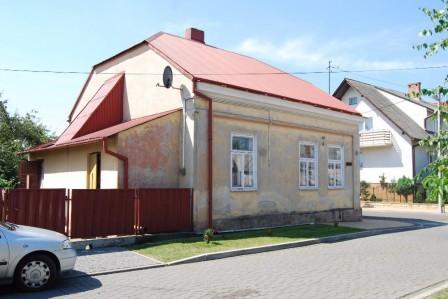dom wolnostojący Janów Lubelski, ul. Niecała 4