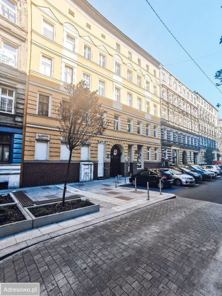 Mieszkanie 2-pokojowe Szczecin Centrum, ul. bł. Królowej Jadwigi