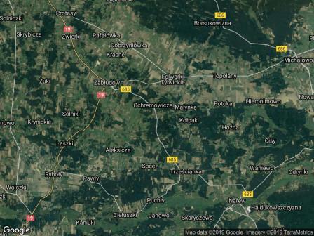 Działka rolna Olszanka