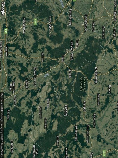 Działka rolna Dąbrowica