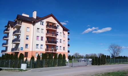 Mieszkanie 2-pokojowe Mikołajki, ul. Ptasia 16