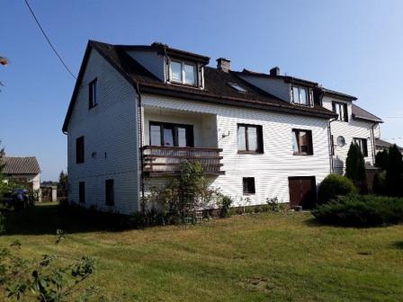 dom wolnostojący, 4 pokoje Stare Ratowo