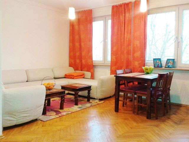Mieszkanie 3-pokojowe Pruszków Centrum, ul. Fryderyka Chopina 17