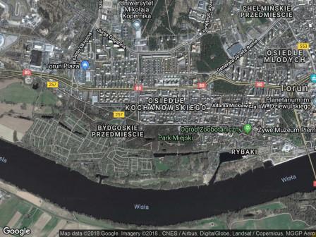 Mieszkanie 3-pokojowe Toruń Bydgoskie Przedmieście, ul. Jana Kochanowskiego 4