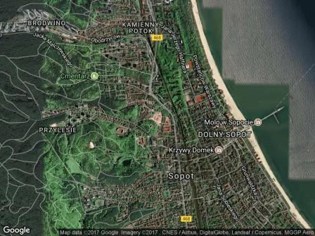 Mieszkanie 3-pokojowe Sopot Sopot Górny, ul. Armii Krajowej 137