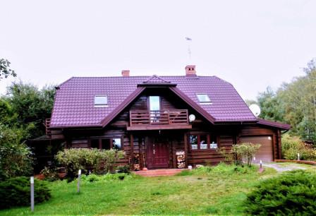 dom wolnostojący, 5 pokoi Krupia Wólka