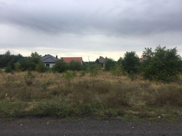 Działka budowlana Łochowo