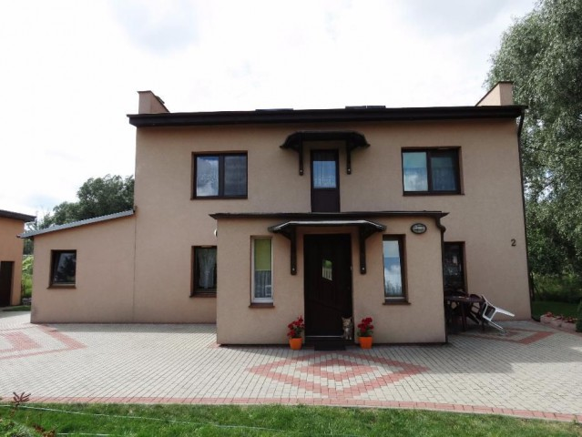 dom wolnostojący, 6 pokoi Nowe Miasto Lubawskie, ul. Jagiellońska 2